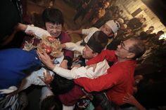 熊谷正の『美・日本写真』(2014/12/02更新)「霜月祭」写真⑤ 写真/秦達夫