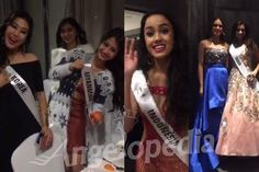 Miss Supranational 2016 contestants got their sashes!