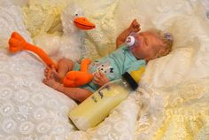 Reborn baby preemie Rosebud/Cindy Musgrove OOAK B.B. Babies
