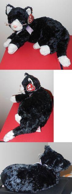"TY Beanie Buddies 1999  the 2000 Signature Bear 14/"" tall w// tag"