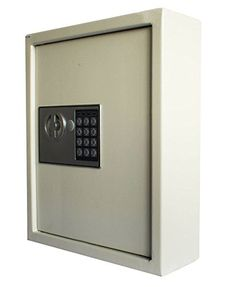 Futura FDS105EN 105 Hook Key Safe, Key Cabinet, Home Safe,Electronic Safe, Digital Safe, for the Home or Office
