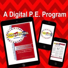 Fundamental Movement- A K-3 Digital Physical Education Program from Mbossen from Mbossen on TeachersNotebook.com (444 pages) - Fundamental Movement is a Digital Physical Education Program for students in Preschool - Grade 3. Over 444 pages of ready made materials for teaching P.E.