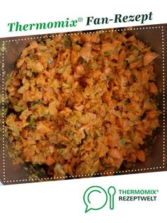 Karottensalat Ruckzuck (alles rein, anmachen, fertig!) von MiaMarone. Ein Thermomix ®️️ Rezept aus der Kategorie Vorspeisen/Salate auf www.rezeptwelt.de, der Thermomix ®️️ Community.