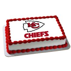 26 Best Kansas City Chiefs Cake Images