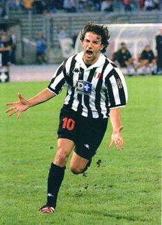 Alessandro Del Piero // Juventus 1998/1999