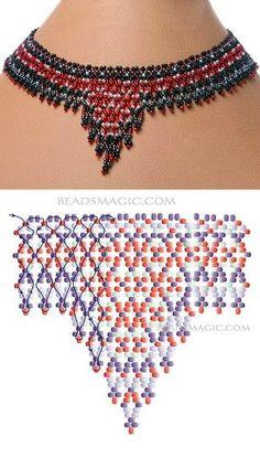 Collar artesanal de cuencas 3 - #BeFunky