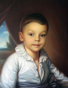Anatoly Piatkevich, 1969 ~ Figurative painter