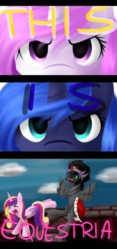 This is Equestria!!!!