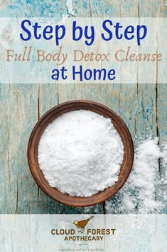 Step by Step Full Body Detox Cleanse at Home - Cleanse - Step by Step Full Body Detox Cleanse at Home The Effective Pictures We Offer You About detox water - At Home Cleanse, Full Body Cleanse Detox, Body Detox Drinks, Natural Detox Cleanse, Home Detox, Detox Your Body, Apple Cider, Cleanser, Cleanse Recipes