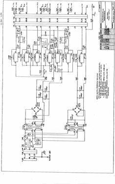 ADCOM GFP-565 Original Schematics for Service-Repair in