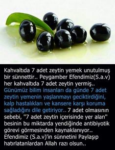 Sağlık Muhammed Sav, Olay, Healthy Life, Clean Eating, Healthy Recipes, Fruit, Natural Foods, Ramadan, Islamic