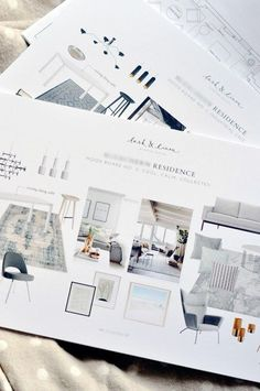 Living room design | Lark & Linen | Finishes & Such  | Living Room Designs, Mood Boards and Linens                                                                                                                                                                                 Más