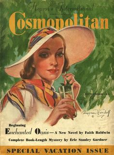 Cosmopolitan Magazine, September 1937 (Bradshaw Crandell)