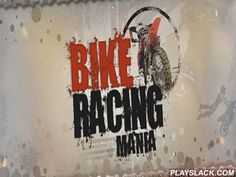 Bike Racing Mania  Android Game - playslack.com , govern a driver through the deadly line full of non-identical hindrances. Do impressive trickeries. This Android game has strenuous tracks. Control the biker, speed and restraint in the right time. Do high jumps from ramps. Jump from platform to platform, overcome non-identical obstructions. becareful of detonative barrels. govern the biker to the complete and don't let him noise on the path. open brand-new bikes with exclusive stats.