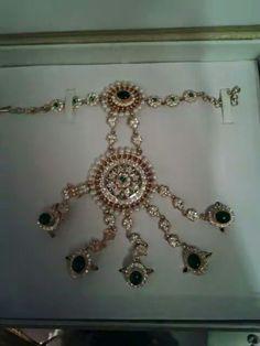 Rajputi hathfool made by Dulhan jewellers pali call 9828283403