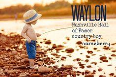 Country Boy Names Waylon