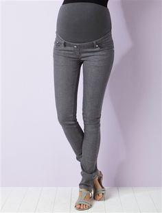 Umstandsmode (Maternity) by Vertbaudet.      Lässige Slim-Fit-Jeans für Schwangere von Colline