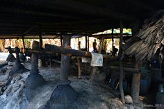 Traditional brewery at Aimere village