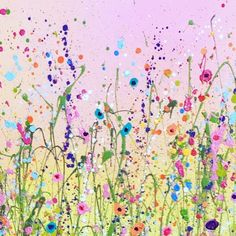 Oil Painting Detail ❤️ #flowerart #contemporaryart Yvonne Coomber Uk Flower Artist