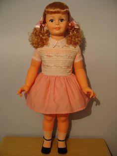 Bonecas Antigas Estrela: Restauração - Amiguinha 1972