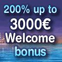 Get 200% up to €3,000 on a single, first deposit+free spins. Welcome to Casino Bellevue, your destination casino. Get 200% up to €3,000 on a single, first deposit plus free spins. Something no other casino offers! Enter the coupon code: WELCOME200 to claim it.