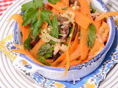 Receta   Ensalada marroquí de zanahorias - canalcocina.es