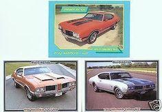 1969-1970-1971-OLDS-OLDSMOBILE-CUTLASS-442-W30-W31