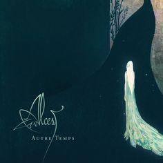 Artist: Alcest                                                                       Track: Autre Temps
