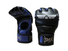 SMAI MMA Gloves - Element  Element MMA: SMAI are international leaders in the manufacturing of combat sports equipment  with over 28 years experience supplying athletes and Fitness industry professionals.  The SMAI Element MMA gloves are ideal for Competition and MMA sparring and have several key features:  - Functional open palm design to allow a free range of natural movement without any restriction.   For more info visit: http://www.gymandfitness.com.au/smai-mma-gloves-element.html