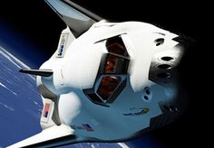 Watch The Creation Of The Next Generation Space Shuttle: The Dream Chaser