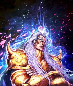 Saint seiya- The Lost Canvas - Aldebaran