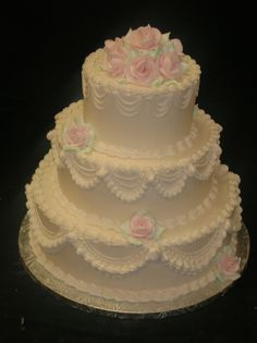 buttercream wedding cakes pictures   buttercream wedding cake designs
