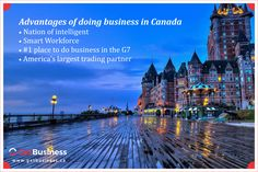 Great things in business are never done by one person. They're done by a team of people. #Businessincanada #Canada