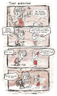 Wilson nO (Don't Starve) <— NO BUT YOU DONT UNDERSTAND THIS LITERALLY IS WILSON AND IM CRYING NOW THANKS INTERNET