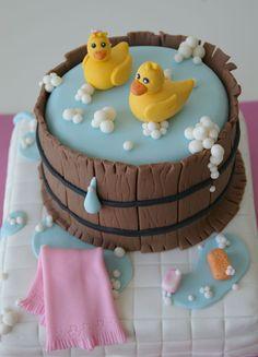 Patos para Rosana 3 by Tartas y nubes de azúcar, via Flickr