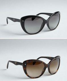 Prada Sunglasses! My favorite pair!