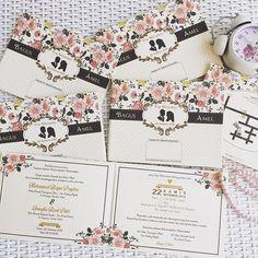 Invitation Cards, Wedding Invitations, Indonesian Wedding, Wedding Preparation, Wedding Cards, Gift Wrapping, Weddings, Pictures, Jakarta