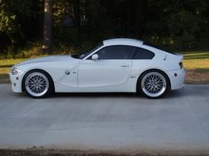 Nofear's Alpine White M Coupe