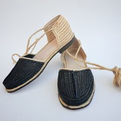 Pantoffeln Marokkanisch Leder Traditional Schuh Pantoletten Slipper Sandale Gelb