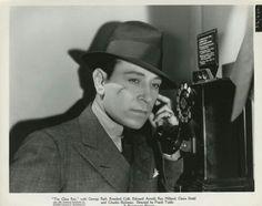 George Raft The Glass Key 1935