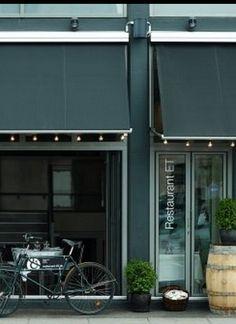 Restaurant ET in Aarhus #jutland #travel #denmark
