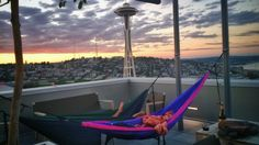 Urban Hammocking and Finding the Perfect Hang   Eagles Nest Outfitters Inc