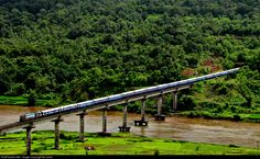 5 Train Journeys to Enjoy Monsoon in India!