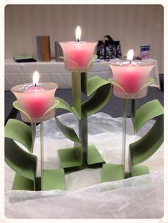 Tulip Votive Trio - Available April1, 2013: http://www.partylite.biz/sites/robinandlinda