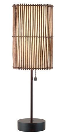 modern furniture | maui table lamp | modern table lamps | $79 eurway.com