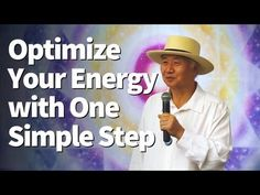 Optimize Your Energy with One Simple Step!