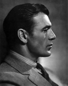 Gary Cooper, photographed by Jack Shalitt, 1931.