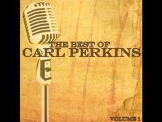 Carl Perkins - Levi Jacket (And A Long Tail Shirt)