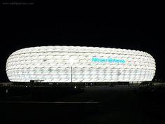 Bayern Munich Football Stadium