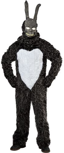 "A misc need. 80stees. Donnie Darko Costume ""Frank""."